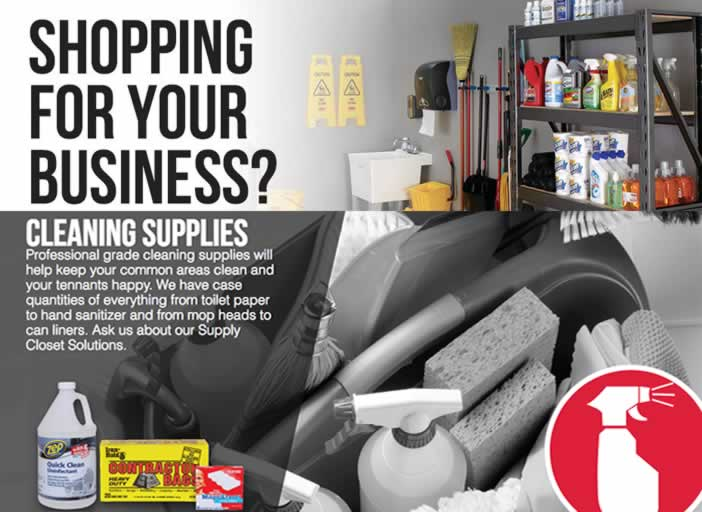 Commercial Supply | Bills Ace Hardware Osceola, WI